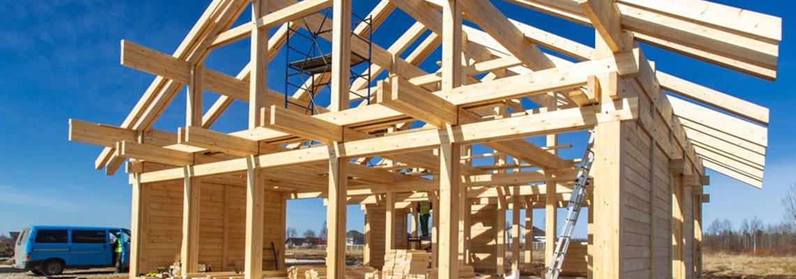 Construction de maison ossature bois
