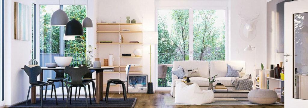Louer en ligne des appartements meubles