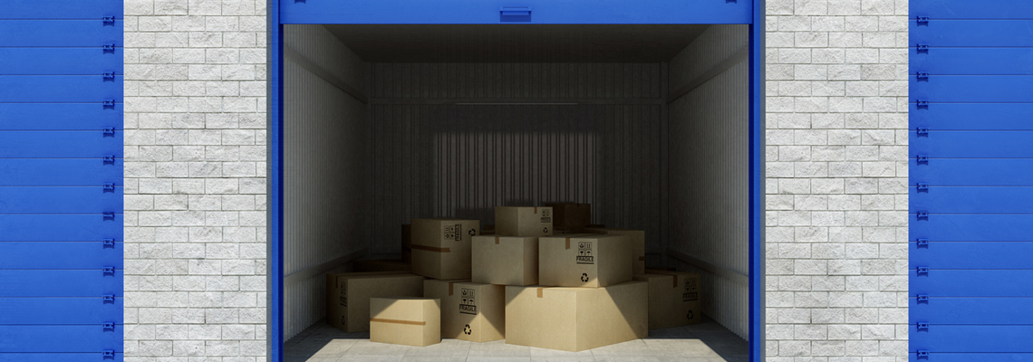 box de stockage et garde meuble
